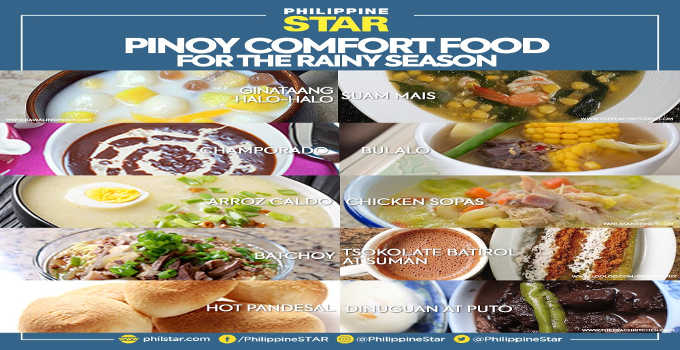 philippine comfort food