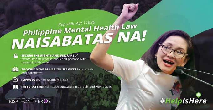 philippine mental health law