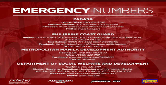 philippines telephone numbers