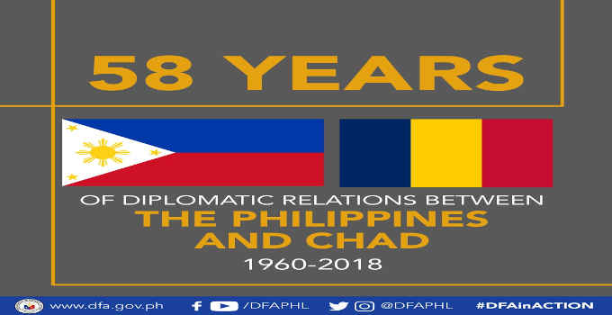 philippines and chad
