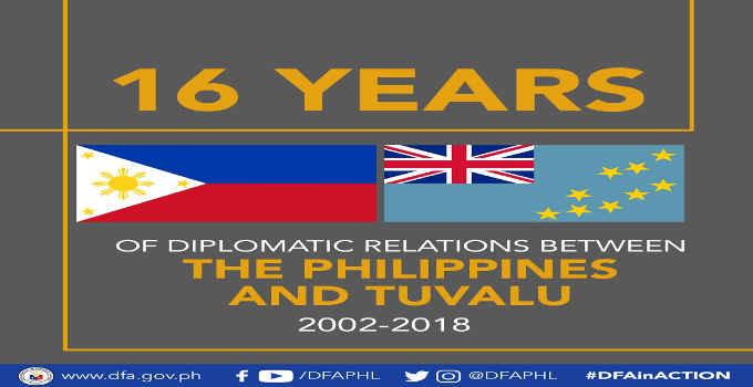 philippines and tuvalu