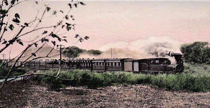 manila-dagupan railroad