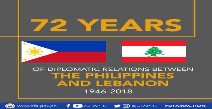 philippines and lebanon