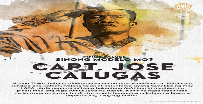 captain jose calugas