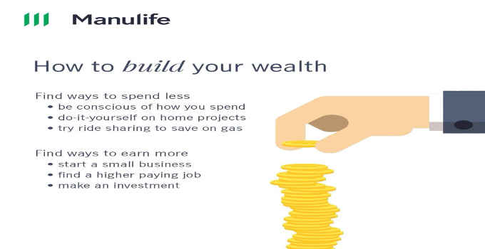how to build your wealth