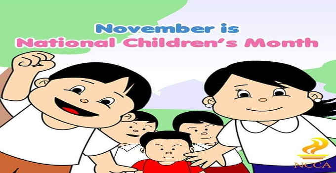 national children's month
