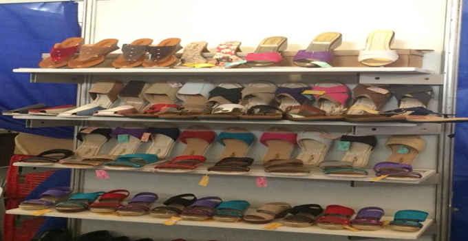 sapatos festival