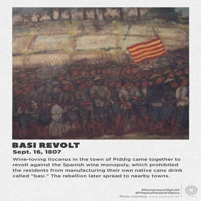 basi revolt