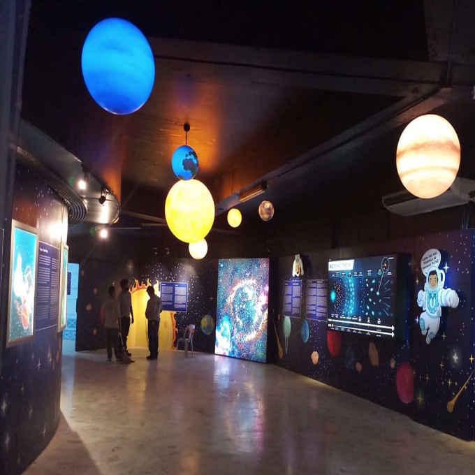national museum of the philippines planetarium