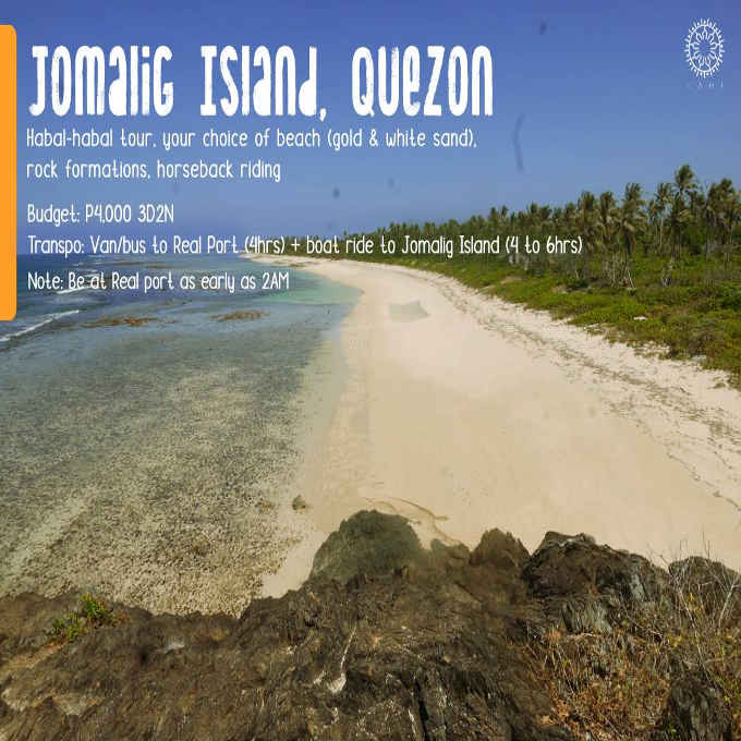 jomalig island quezon