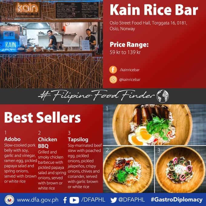 kain filipino rice bar
