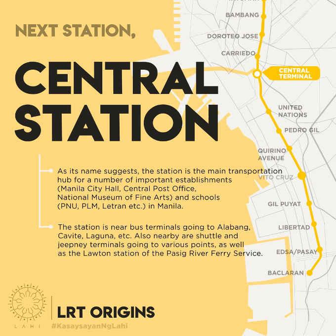 lrt central station map