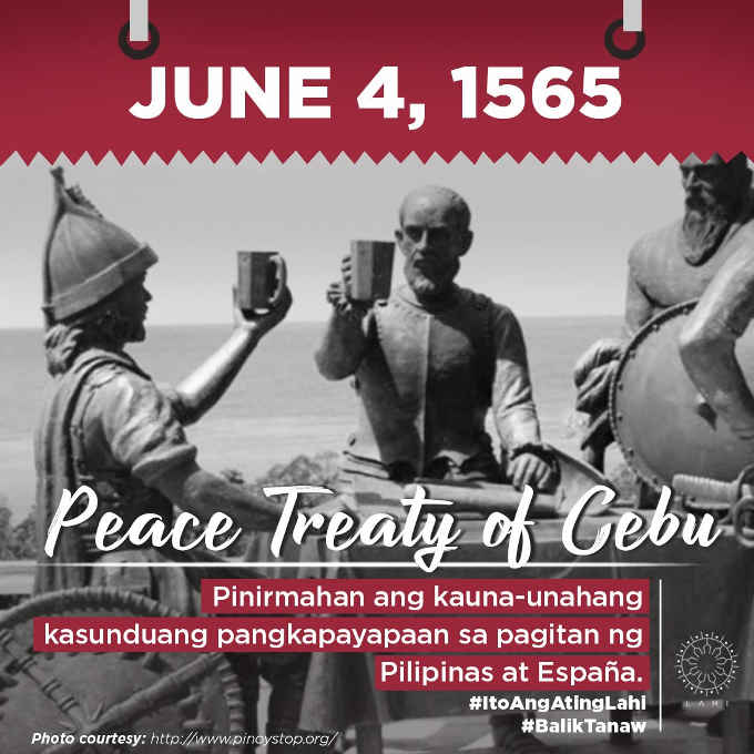 peace treaty of cebu