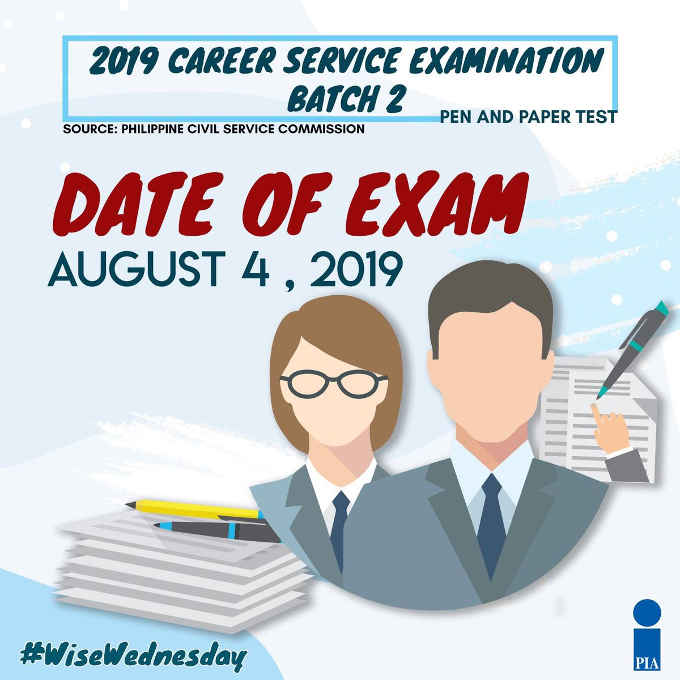 career service examination