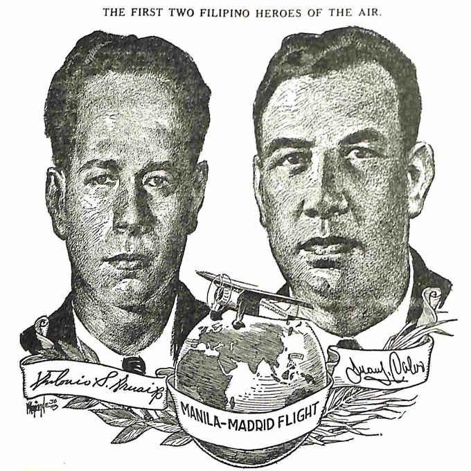May 29, 1936 Juan Calvo and Antonio Arnaiz