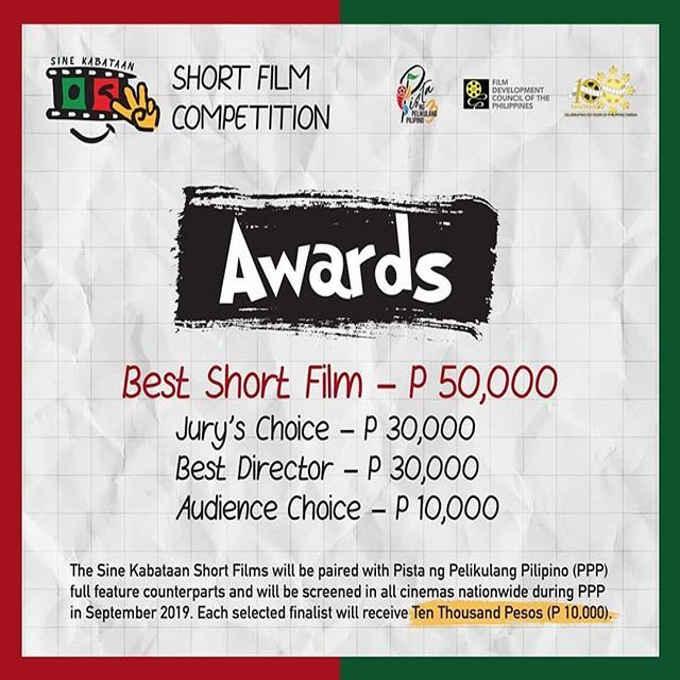 sine kabataan short film competition