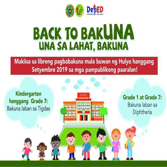 back to bakuna