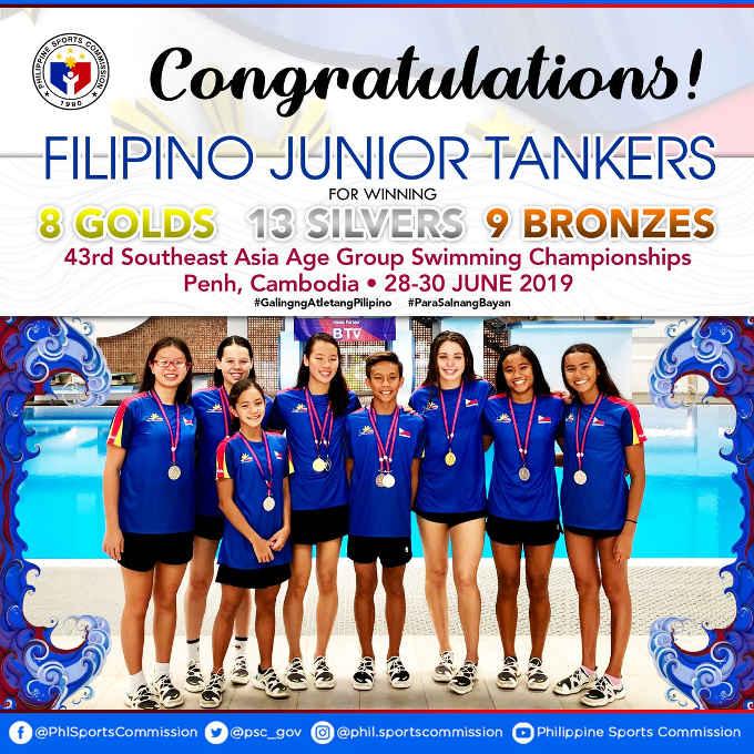 filipino junior tankers