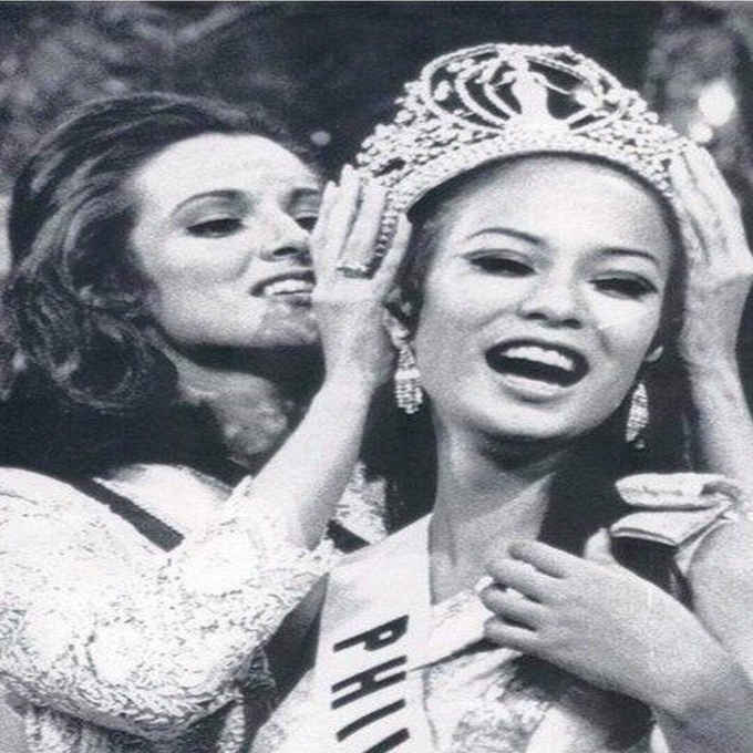 gloria diaz july 19 1969