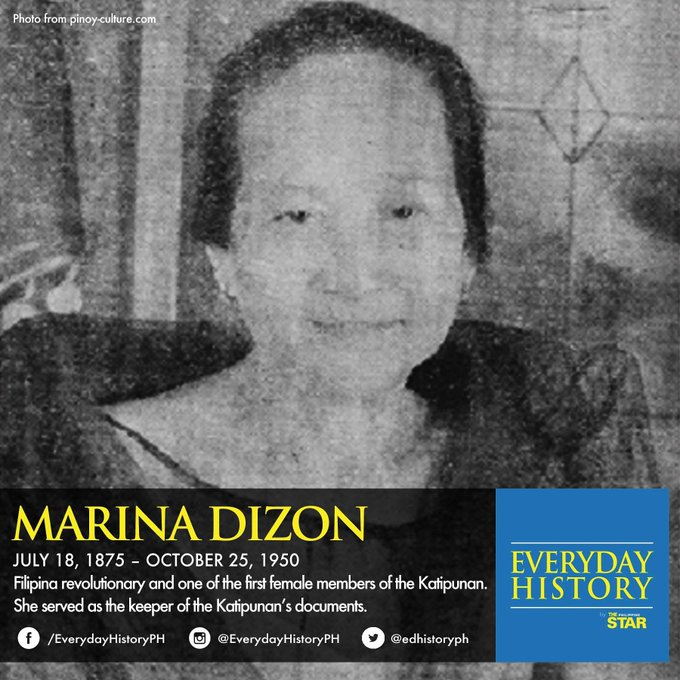 marina dizon july 18