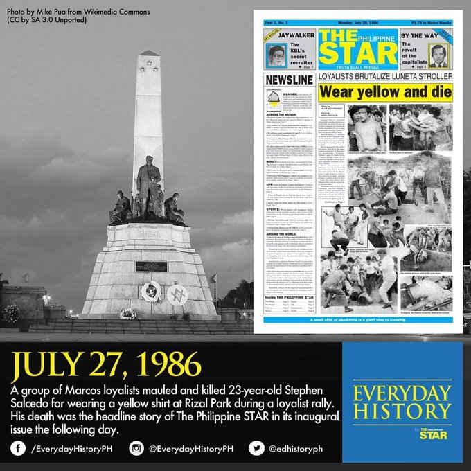 july 27, 1986