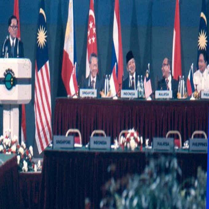 asean summit august 4 1977