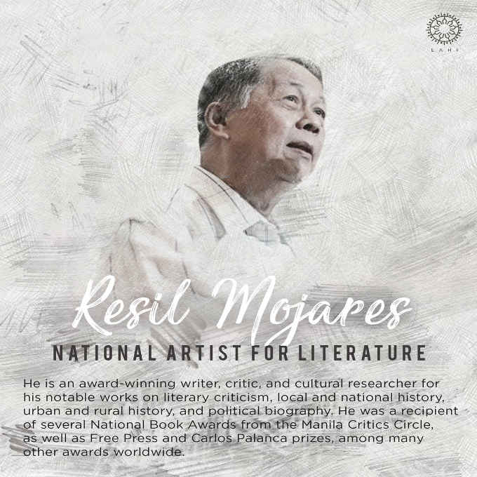 resil mojares  national artist for literature