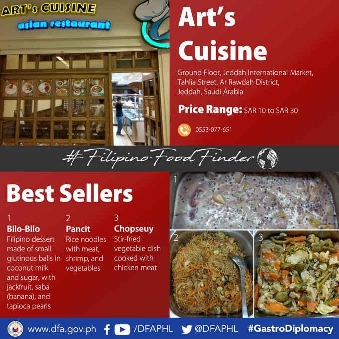 art's cuisine