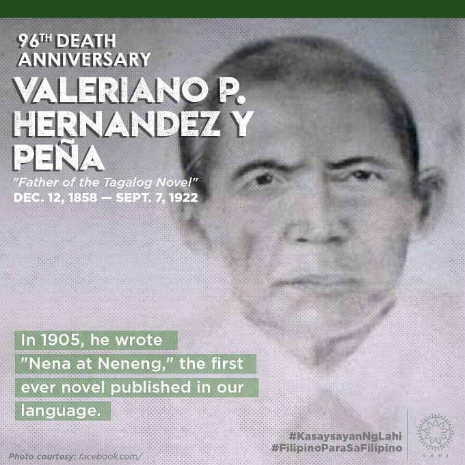 father of tagalog novel