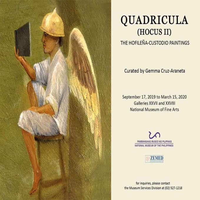 quadricula hocus ii