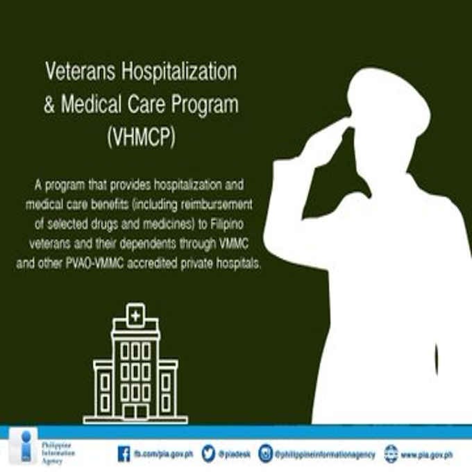 veterans hospitalization and medical care program