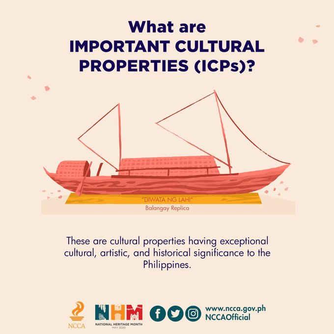 important cultural properties
