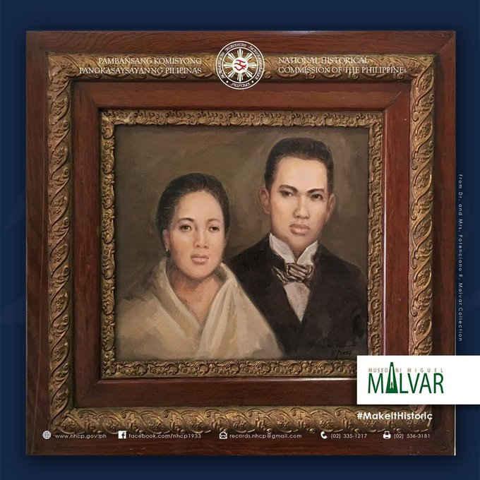 miguel malvar's wife