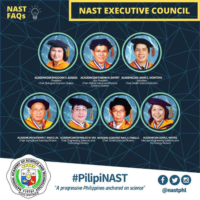 nast executive council