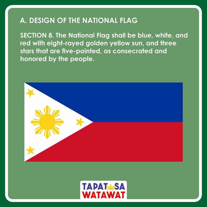 national flag day of the philippines
