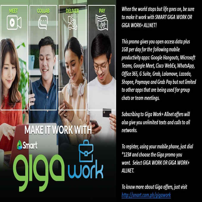 smart giga work