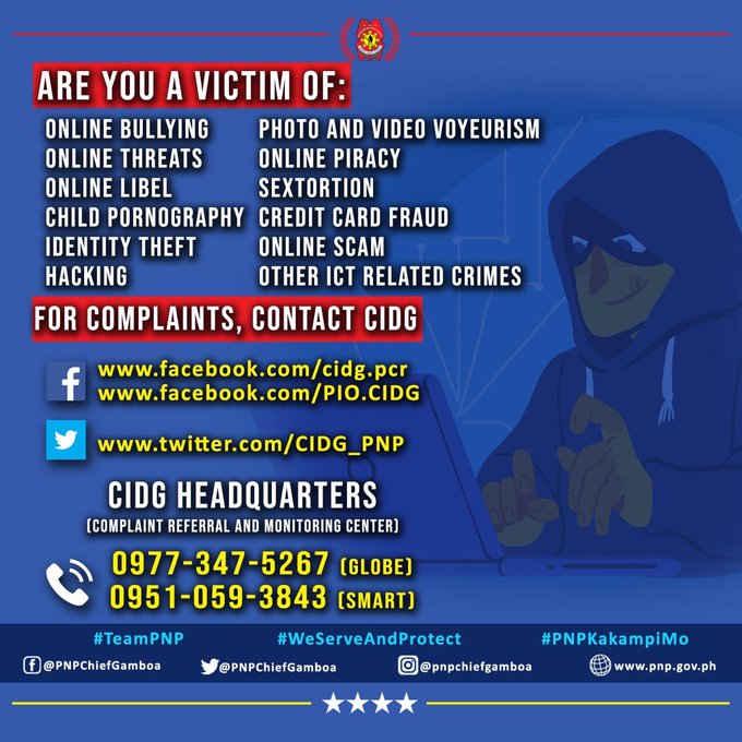 cidg hotline