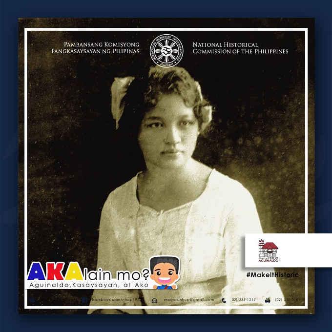 Emilio Aguinaldo's 2nd child