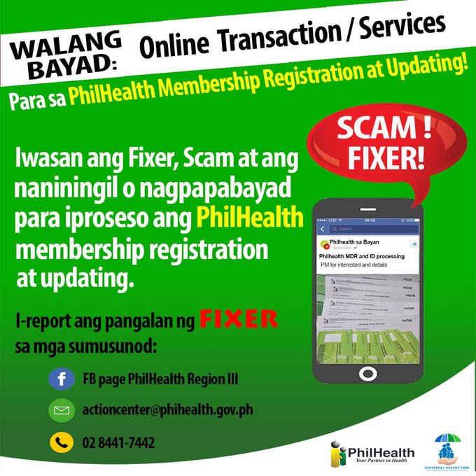 philhealth online service