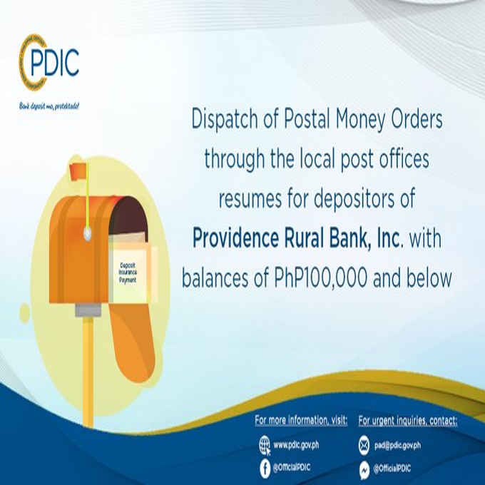 providence rural bank