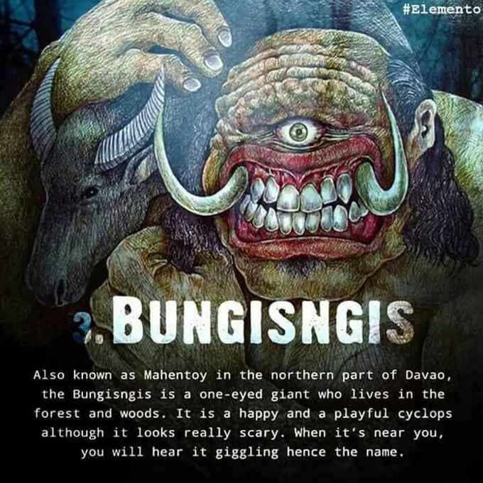 bungisngis