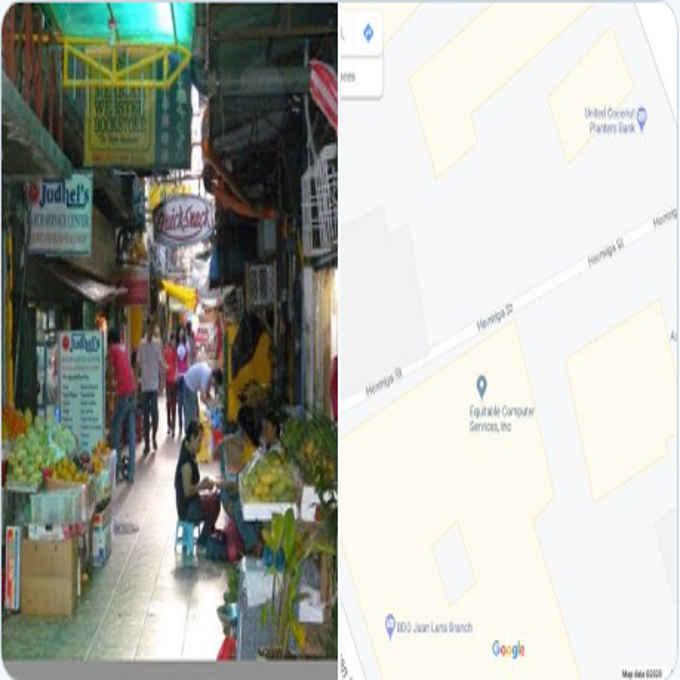 umbrella alley