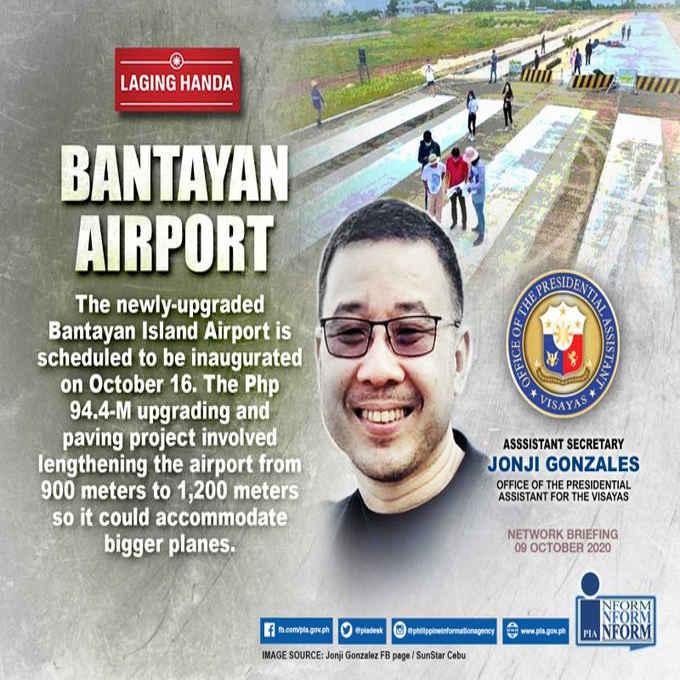 bantayan island airport