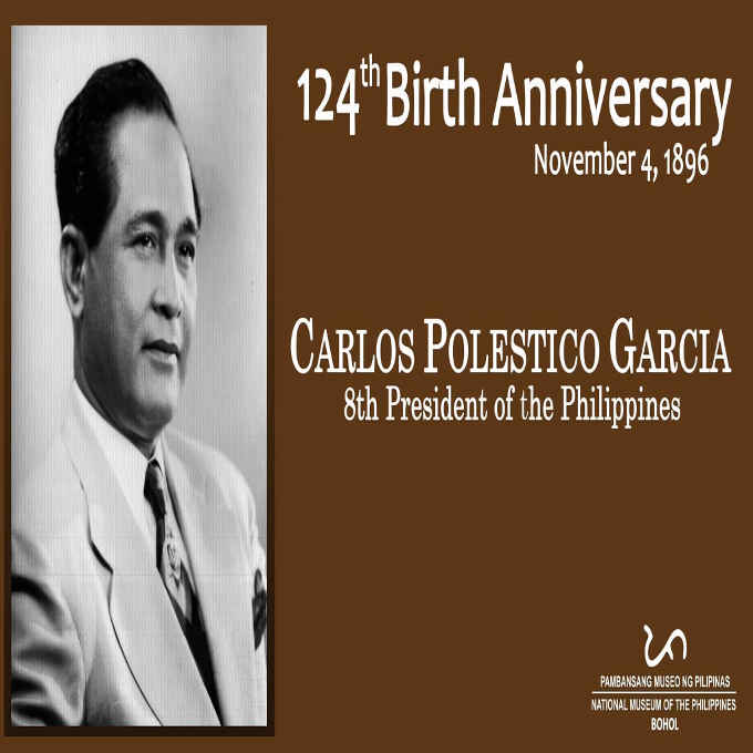 who is the 8th president of the philippines