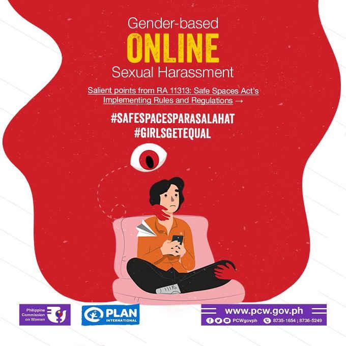 gender-based online sexual harassment