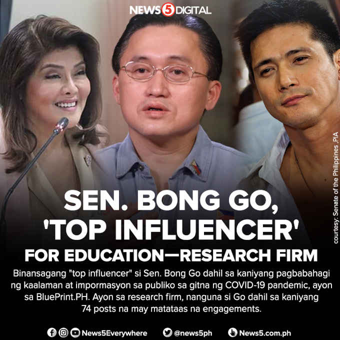 top influencer in the philippines